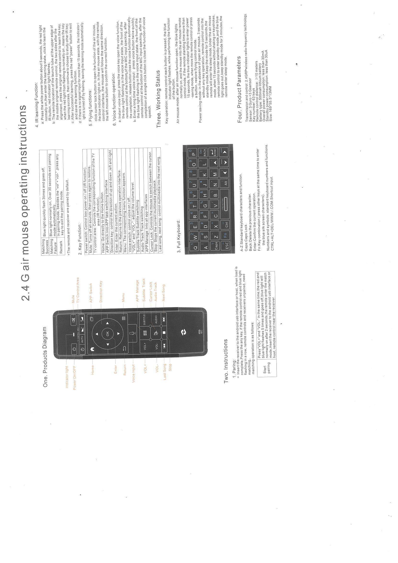 File Management Intel Puma 6 Block Diagram Cvadp A845 Manual Https Chinavasioncom China Wholesale Computer Accessories Mouse Keyboard Zidoo V5 Wireless Air